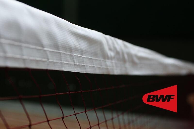 BWF обновила турнирный календарь