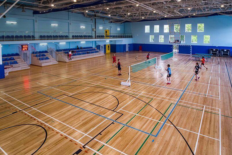 В Москве готовится к открытию специализированный спортивный комплекс «Коломенский»