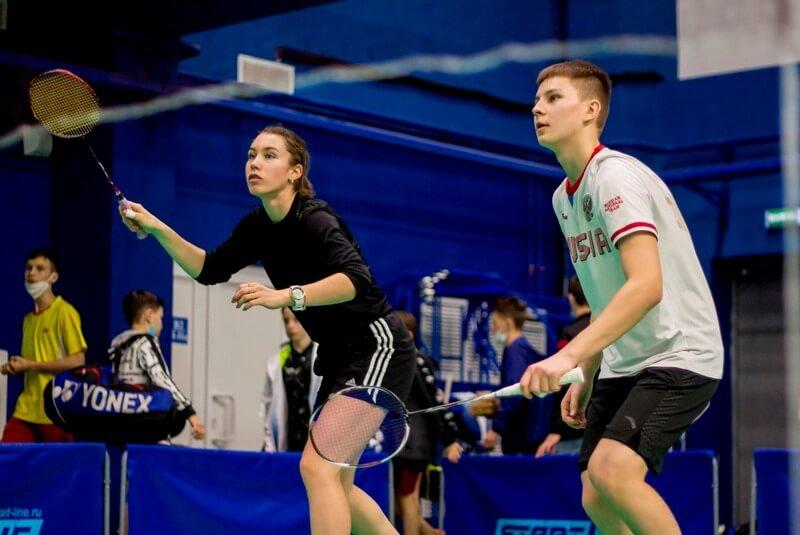 Финальные соревнования по бадминтону V летней Спартакиады молодежи России 2021