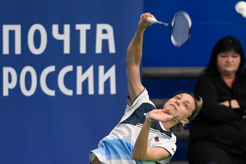 Победители и призёры чемпионата России по бадминтону 2021