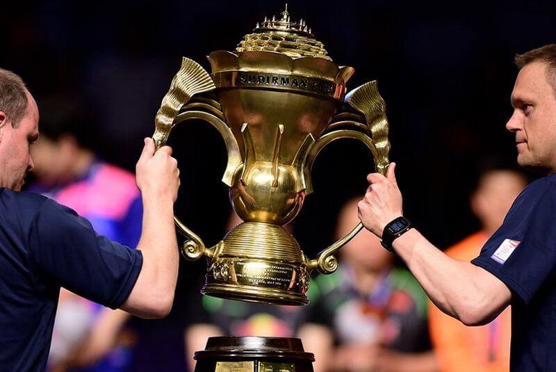 Победители и призёры чемпионата мира по бадминтону среди смешанных команд 2021