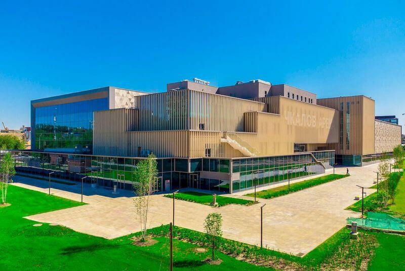Спортивный комплекс «Чкалов Арена»