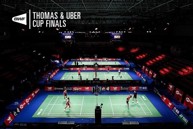BWF Thomas & Uber Cup 2020 (2021)