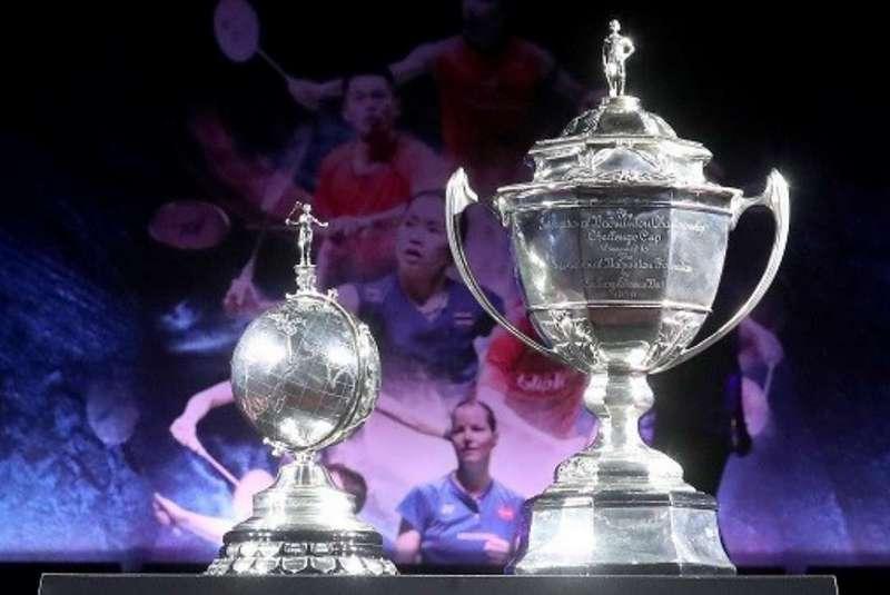 Победитель и призёры Thomas & Uber Cup 2020 (2021)